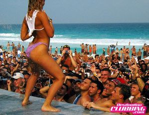 Spring Break de Cancun