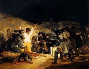 Goya - 3 de mayo