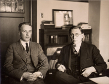 220px-C H Best and F G Banting ca 1924PICCOLO