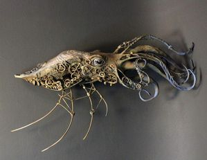 steampunk, Ellen Jewett.
