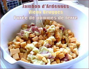 PATATINES AU FROMAGE