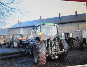004r Tracteurs &amp; Ferme Bellevue-Tlgramme 2-2-13