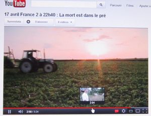 122r Tracteur - Couchant