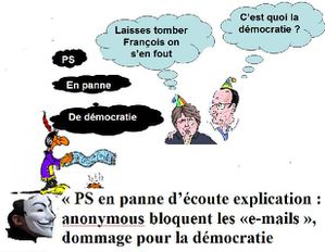 haubry hollande democratie