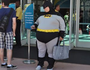 batman fat