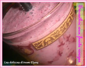 Smoothie aux fruits rouges (6)