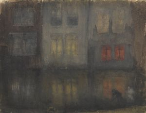 Nocturne--Black-and-Red-Back-Canal--Holland-1883-or-1884.jpg