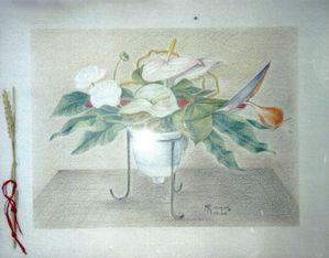 bouquet, blé 3