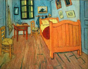 VanGogh Bedroom in Arles