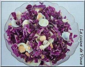 salade chou rouge 2