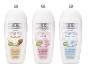 DOUCHE-MINERALE Gamme