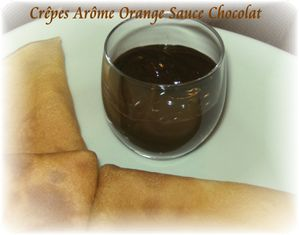 Crepes orange choco 2