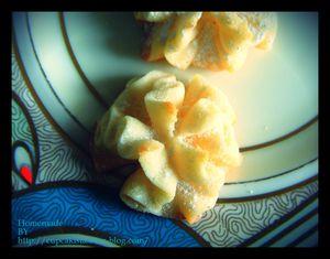 Sablés à la vanille-1