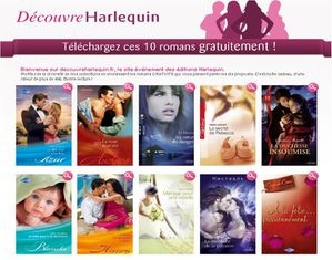 harlequin Bookandbuzz