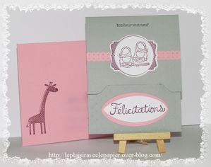 Carte félicitations Louise1