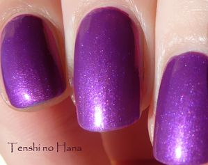 OPI Purple with a Purpose 4