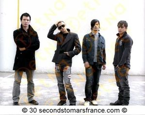 30 Seconds to mars 2005-02