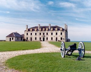 fort niagara main