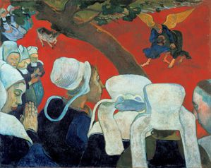 gauguin sermon