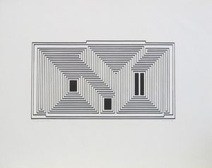 Albers Josef Graphictectonicsanctuary
