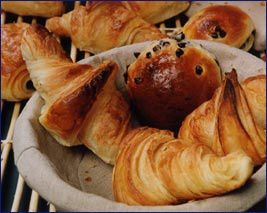 Cocooning viennoiserie