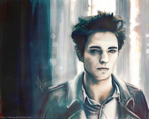 Commission Edward Cullen by alicexz