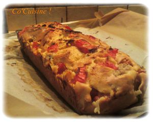 cake poulet, tomate, curry (7)