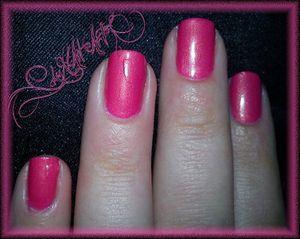 passion pink flash