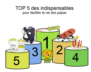 TOP5 indispensables