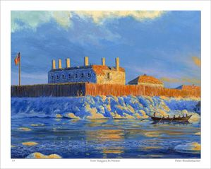 1812-1-8-Fort-Niagara-In-Winter-Peter-Rindlisbacher