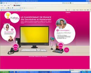 Championnat de France des secrétaires et assistantes