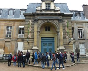 Jussieu Museum bat altération BD