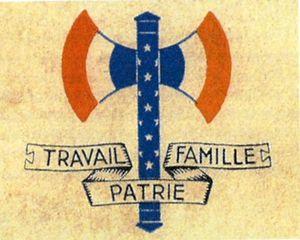 simboli di Vichy