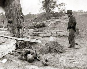 Gardner ANTI-Union Burial