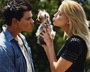 Taylor Lautner - Vogue Outtake 1