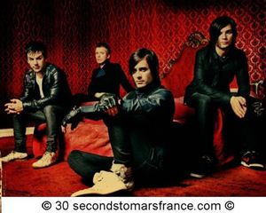 30 Seconds to mars 2007-01