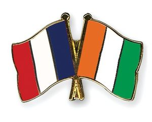 Flag-Pins-France-Cote-d-Ivoire