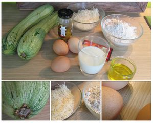 muffins courgette1