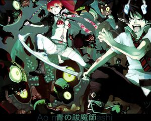 Ao No Exorcist 003