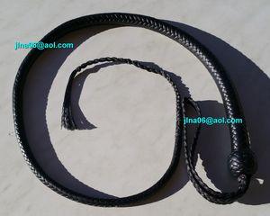 100510 Fouet snake signal noir 3 pieds 16 brins à 280,00€