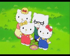 Hello Kitty s1e03 ttention Au Petit Oiseau.avi - Lecteur mu