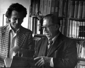 Luis Vidales y Milciades