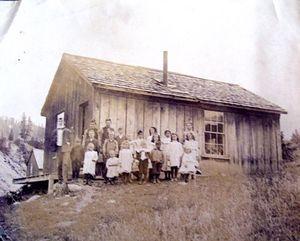 Ma cabane au Québec