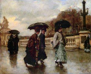 elegantes sous la pluie-huge