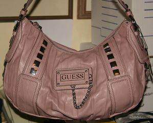 Sac Guess Rose 02