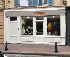 Ajoupa 28 rue de paris 78100 Saint-Germain-en-Laye