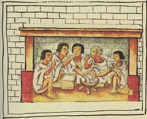 591px-Aztec_shared_meal.jpg