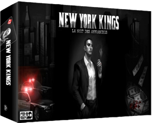 New York Kings-Boite jeu