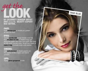 Ashley Greene Mark Campaign 3