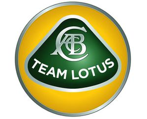 Lotus - logo Team Lotus